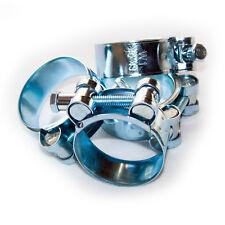 Gelenkbolzenschellen 40-43 mm 4 Stück Set W1 Stahl verzinkt Schwerlast Schellen