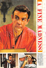 1966, Sean Connery / Michele Carey Japan Vintage Clippings 3sc8