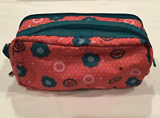 LeSportsac Floral Cosmetic 4 Pockets Bag