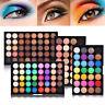 28/40/120 Colors Cosmetic Fashion Matte Eyeshadow Eye Shadow Palette Shimmer Set