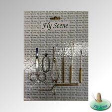 Fly Scene Starter Toolset With Ceramic Bobbin Holder (03-70000)