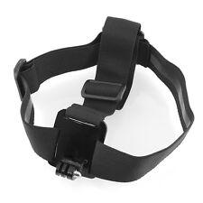 Elastic Head Helmet Strap + Mount Adapter for Gopro Hero 2 3 Sport Camera