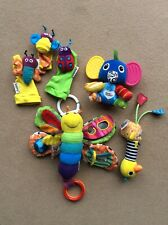 TOMY Lamaze Bundle Of Used Baby Toys