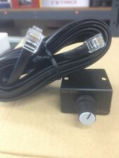 ARC AUDIO REMOTE KNOB WIRED BASS LEVEL GAIN CONTROL For XDI & KS AMP AMPLIFIER
