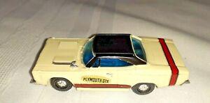 1969 Ideal Plymouth GTX Mini Motorific    (untested)