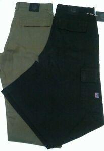 Men's Cargo Combat Trousers Jeans By Jet Jeans