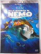 ALLA RICERCA DI NEMO - FILM IN DVD -2 DISCHI-visitate il negozio COMPRO FUMETTI
