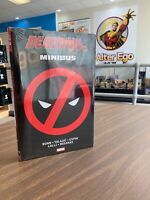 Deadpool Minibus (New Printing) (2016, Hardcover) NEW SEALED