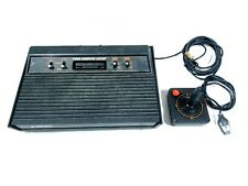 Original Atari 2600 Black 4 Switch Console with 1 Controller