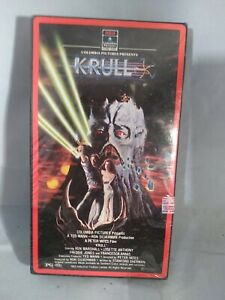Vintage VHS KRULL RCA Columbia Pictures Still Sealed