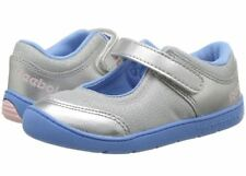 REEBOK LEATHER   MESH MARY JANE SNEAKERS - NEW - Size 5 (Toddler) beb728fbf