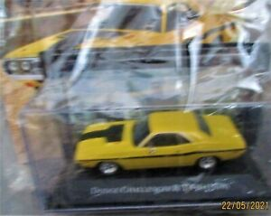 Altaya VOITURES AMÉRICAINES 1/43 N°7   Dodge Challenger R/T 440 - (1970)