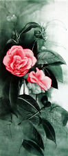 G H Rothe FLOWER STUDY 1988 ART Hand Signed Mezzotint Limited Edition L@@K