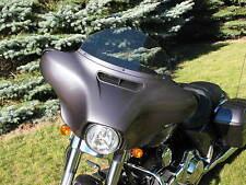 """Harley 9"""" Windshield Light Tint - / FLH  FLHT FLHX / Bagger / 2014 - 2017"""