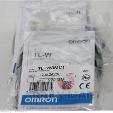 Omron Proximity Switch Sensor Tl W3mc1 Tlw3mc1 New Amp Free Ship