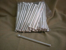 Screw 1/4-20x4 SS Silver plated (pack of 98)