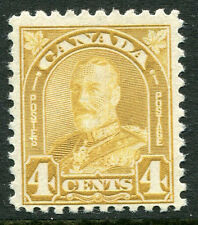 Canada # 168 F-Vf Light Hinged Issue - King George V - S6220