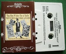Fred Astaire The Inimitable Top Hat White Tie & Tails Cassette Tape - TESTED
