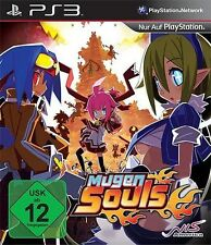 Sony PS3 Playstation 3 Spiel ***** Mugen Souls **************************NEU*NEW