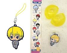 Kuroko's Basketball Rubber Mascot Off Shot Ed #1 Ryota Kise Bandai Licensed New