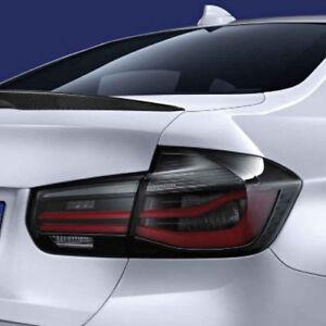 Original BMW M Performance 3er F30 Kit Negro Line Luces Traseras Nuevo