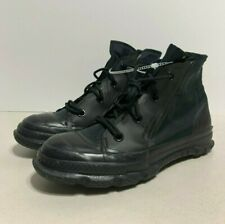 Converse Chuck Taylor MC18 Gore-Tex Boot Hi Black 165946C SZ 7.5 Mens Water
