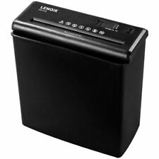 Lenoxx Electronics XS-510 A4 Home and Office Shredder