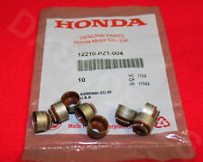 8 pc SET GENUINE OEM HONDA ACURA VALVE STEM INTAKE SEAL B16 B17 B18 D16 H22 K20