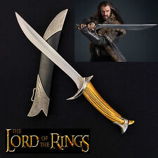 Lord of the Rings/The Hobbit Thorin Oakenshield Miniature Sword with Scabbard