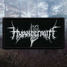 Hypothermia | Embroidered Patch | Sweden | Swedish Post Black Metal Band