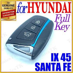 FOR HYUNDAI SMART KEY / PROXIMITY KEY SANTA FE, IX45 - 3 BUTTONS