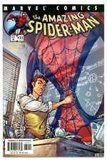 1)AMAZING SPIDER-MAN Vol.2 #31(7/01)2nd EZEKIEL/MORLUN(SPIDER-VERSE)CGC IT(9.8)!