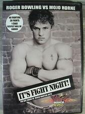 MMA Big Show Respect: Roger Bowling vs Mojo Horne (DVD, 2007)