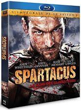 SPARTACUS     SAISON 1             ------  BLU RAY