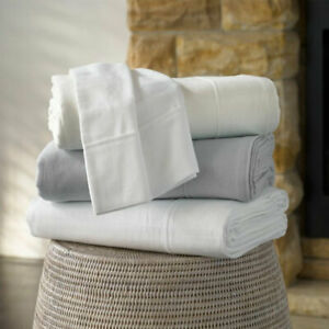 SIENNA LIVING 100% Egyptian Cotton 180GSM Flannelette Fitted Sheet + Pillowcases