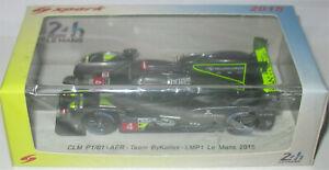 CLM P1/01 - AER - Le Mans 2015 - Tiago Monteiro, Pierre Kaffer, Simon Trummer