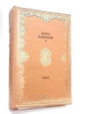 Anna Karenine Volume I Book (Leo Tolstoi - 1111) (ID:08241)