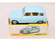Dinky Toys 518 Renault 4 in super mint condition with a  great box all original
