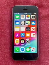 Apple iPhone 5s - 64GB - Space Gray (Unlocked) A1533 () Great condition!