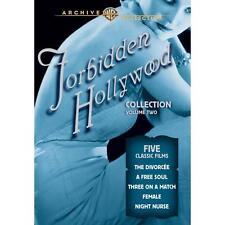 Forbidden Hollywood Collection Volume 2  dvd