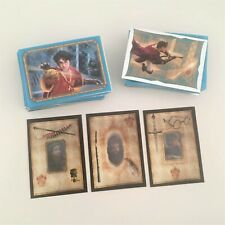 Harry Potter and the Chamber of Secrets - Complete Set of 240 Stickers Panini