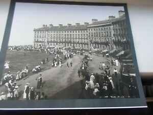 WHITBY 16th August 1898 - Large Repro Nostalgic Printed Photo