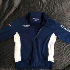Williams Martini Racing Formel 1 Herren Team Sweatshirt Jacke Weste Gr S Hackett