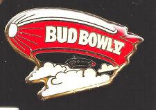 Bud Super Bowl V Collectible Pin