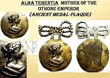 Roman Empire (Alba TERENTIA-Otho Mother) RARE MEDAL