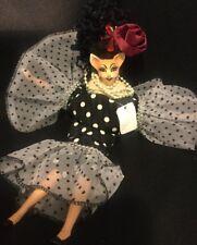 Katherine's Collection Wayne Kleski Retired Glamorous Fox Bean Doll Nos
