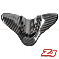 Ducati 848 1098 1198 Gas Tank Ignition Key Case Cover Fairing Cowl Carbon Fiber