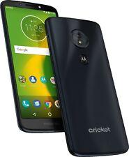 Cricket Motorola Moto G6 Forge 16GB Prepaid Smartphone - Deep Indigo Blue