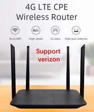 4G LTE WiFi Router Hotspot CAT4 300Mbps SIM Card CPE USA Full Band