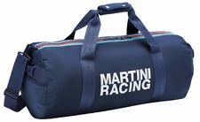 New Genuine Porsche Martini Racing Collection Leisure Duffel Bag WAP 035 925 0J